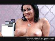 Reife Frau angespritzt und geil gefickt Milf Porn