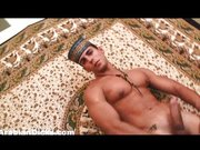 Arab Stud Wanking –  But He May Be Brazilian