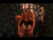 Blonde Sexbomben treiben geile Spiele