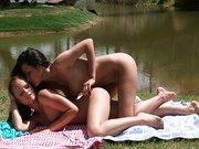 Lesbians Jo, Nicole Smith