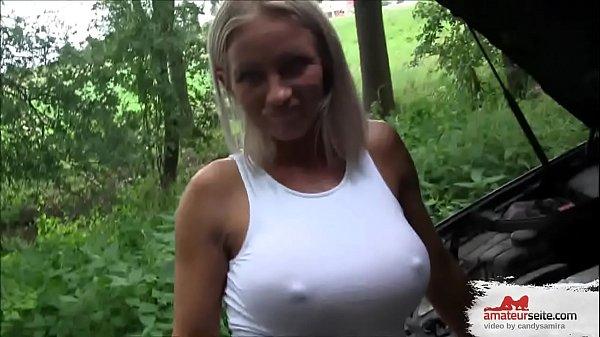 Autopanne Porn