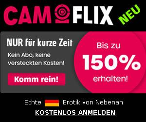 CamFlix - Erotik von Nebenan